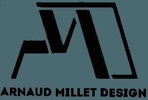 Logo Arnaud Millet design