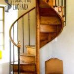 escalier bistro